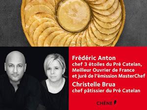 Tartes, de Frédéric Anton et Christelle Brua { livre }
