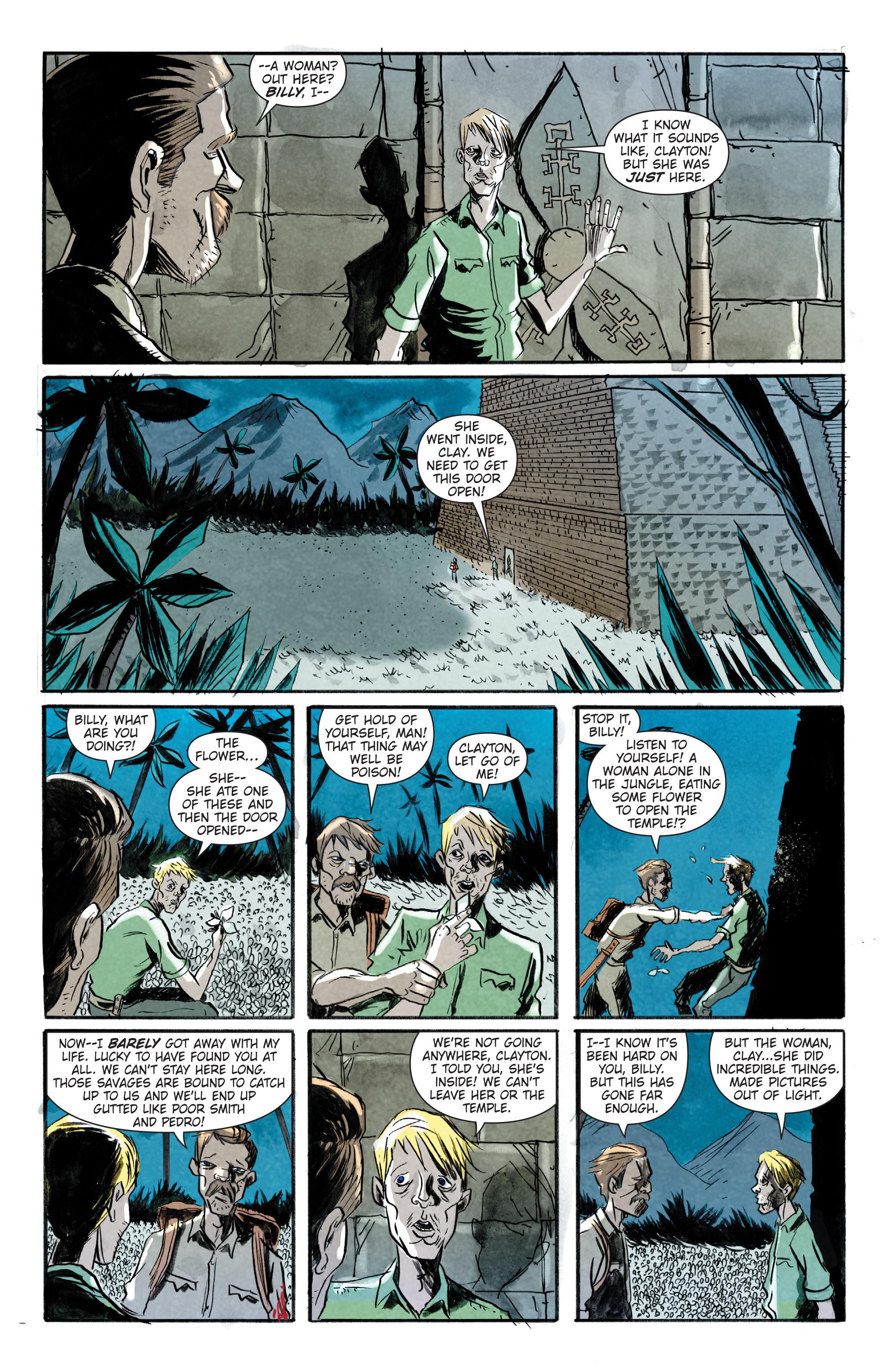 Read online Trillium comic -  Issue # TPB - 61