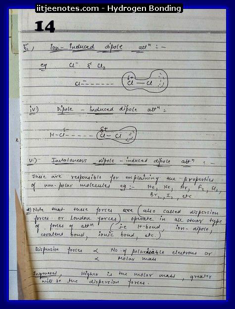 hydrogen bonding chemistry4