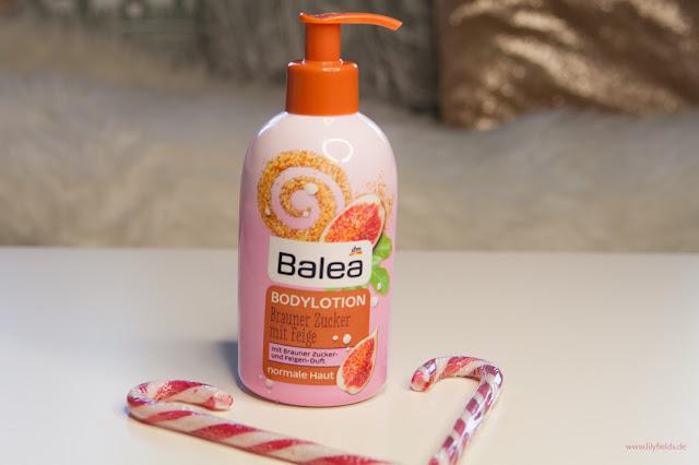 """Balea - Bodylotion """"Brauner Zucker mit Feige"""""""