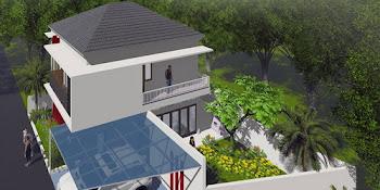 Desain Rumah Minimalis Dengan Basement