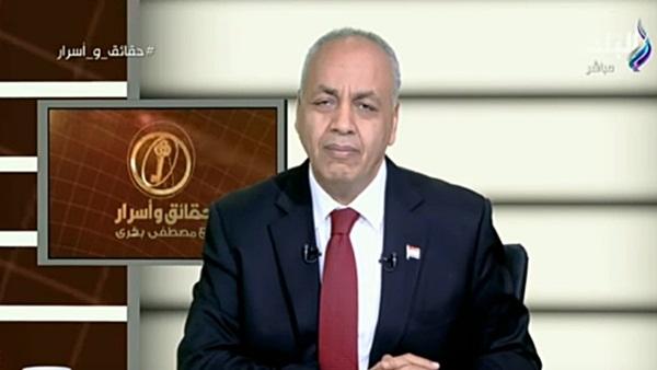 برنامج حقائق و اسرار 6/7/2018 مصطفى بكرى 6/7
