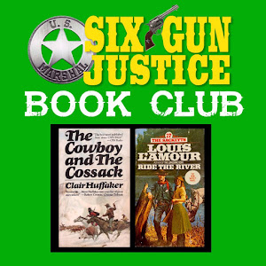 SIX-GUN JUSTICE PODCAST OCTOBER BOOK CLUB