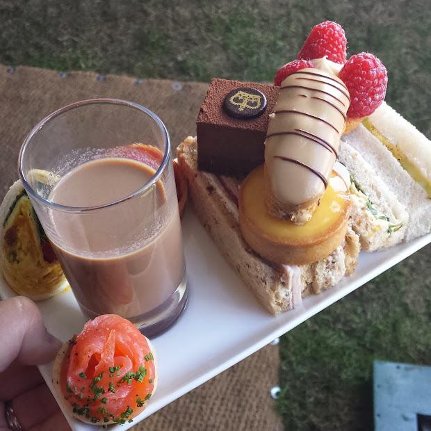Tea Queen' Garden Party. - Adventures Of London Kiwi