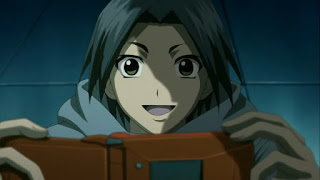 جميع حلقات انمي Majin Tantei Nougami Neuro مترجم عدة روابط