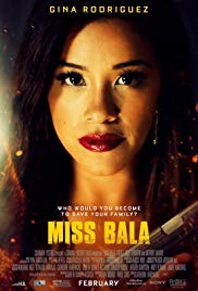 Miss Bala (2019) Spanish Full Movie English Pre-DVDRip 720p