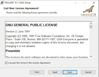 Installing MariaDB on Windows Session 2