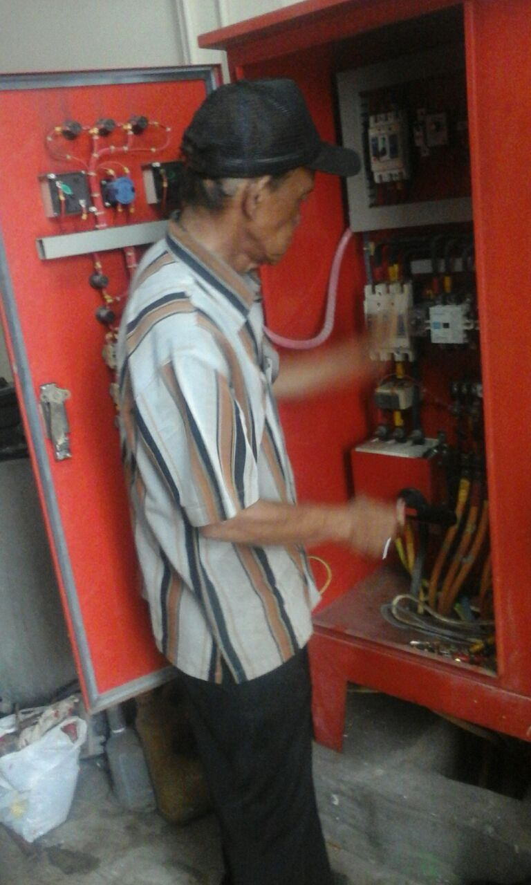 Pengecheckan dan Perbaikan Panel system gambar