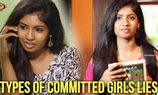 Types of Committed Girls Lies | IPL Team | Being Thamizhan