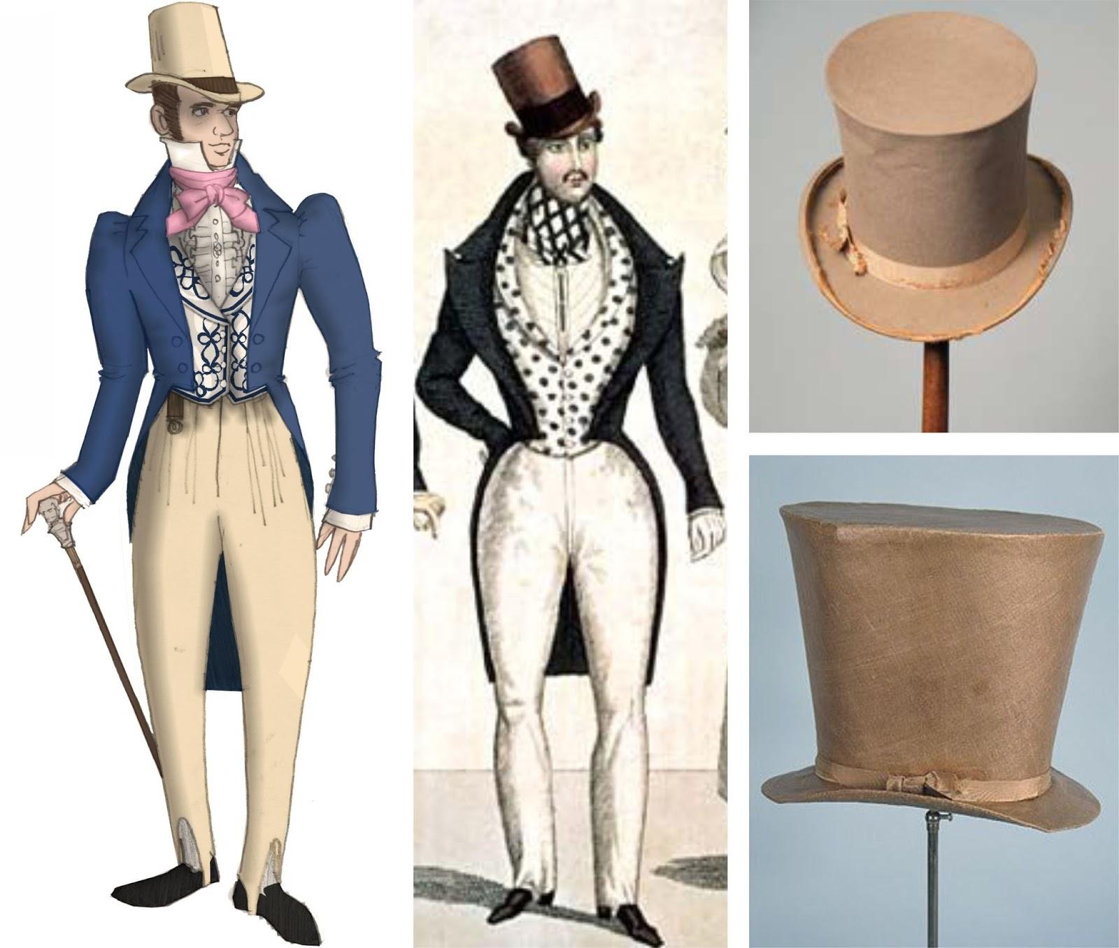 Tras los pasos de Beau Brummell: Sombrero de copa - Historia y ...