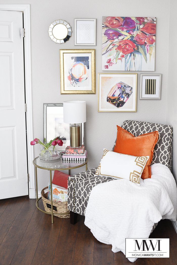 Tips For Creating A Beautiful And Functional Bedroom Corner Space Via Monicawantsit