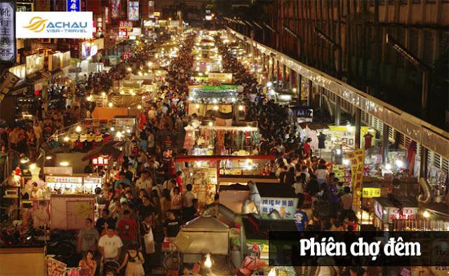 Trải nghiệm thú vị bạn không nên bỏ lỡ khi du lịch Đài Loan