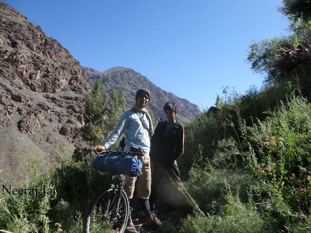 लद्दाख साइकिल यात्रा- उन्नीसवां दिन- शम्शा से मटायन