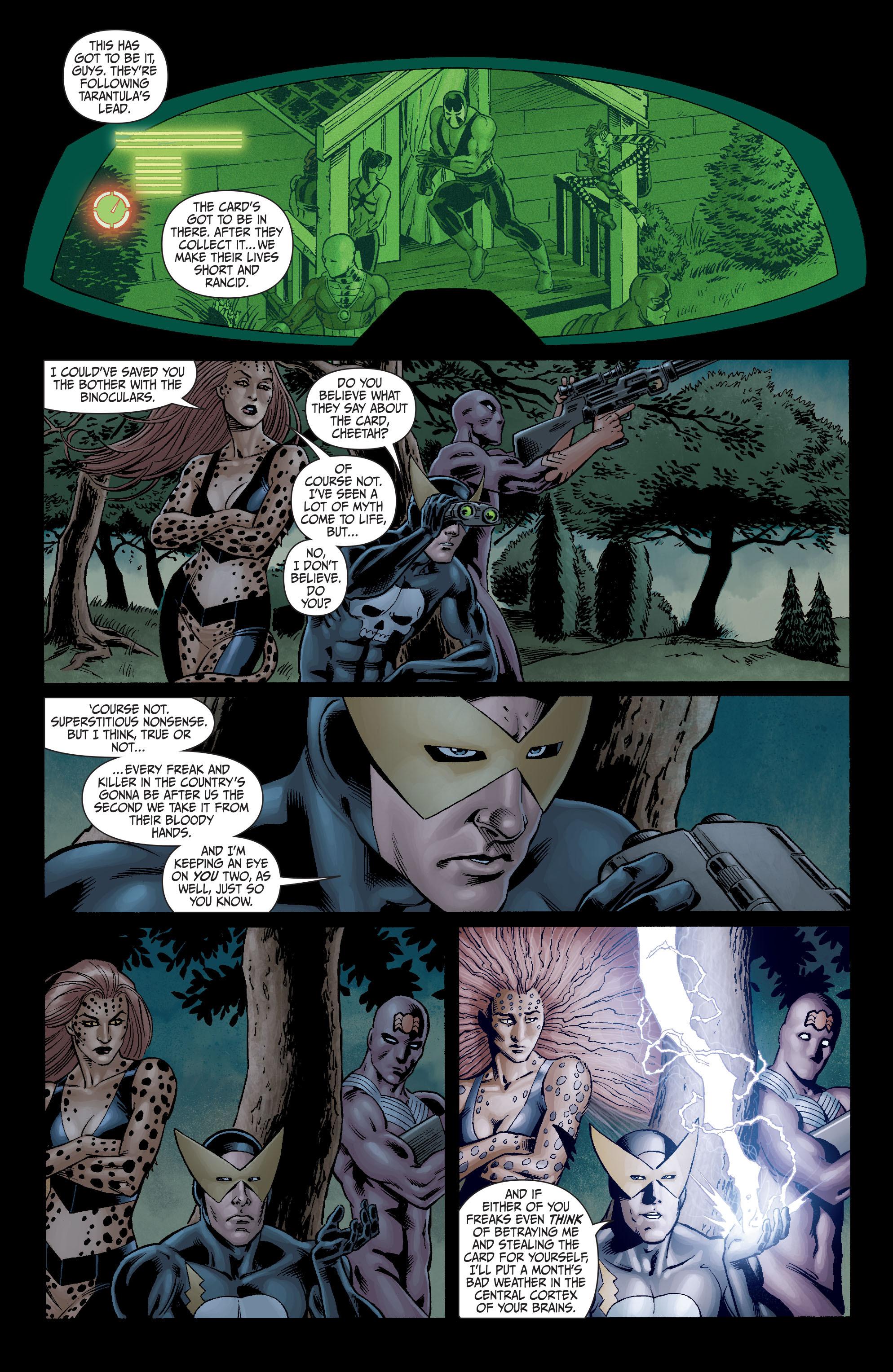 Read online Secret Six (2008) comic -  Issue #3 - 14