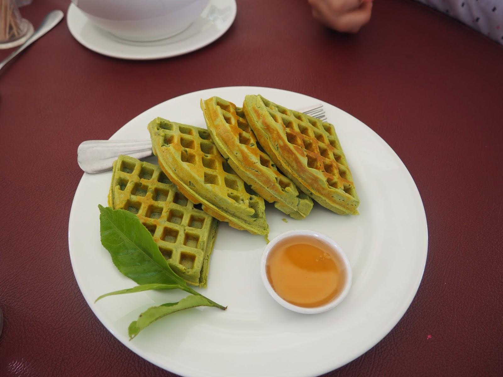 Malaysia borneo breakfast ranau kundasang