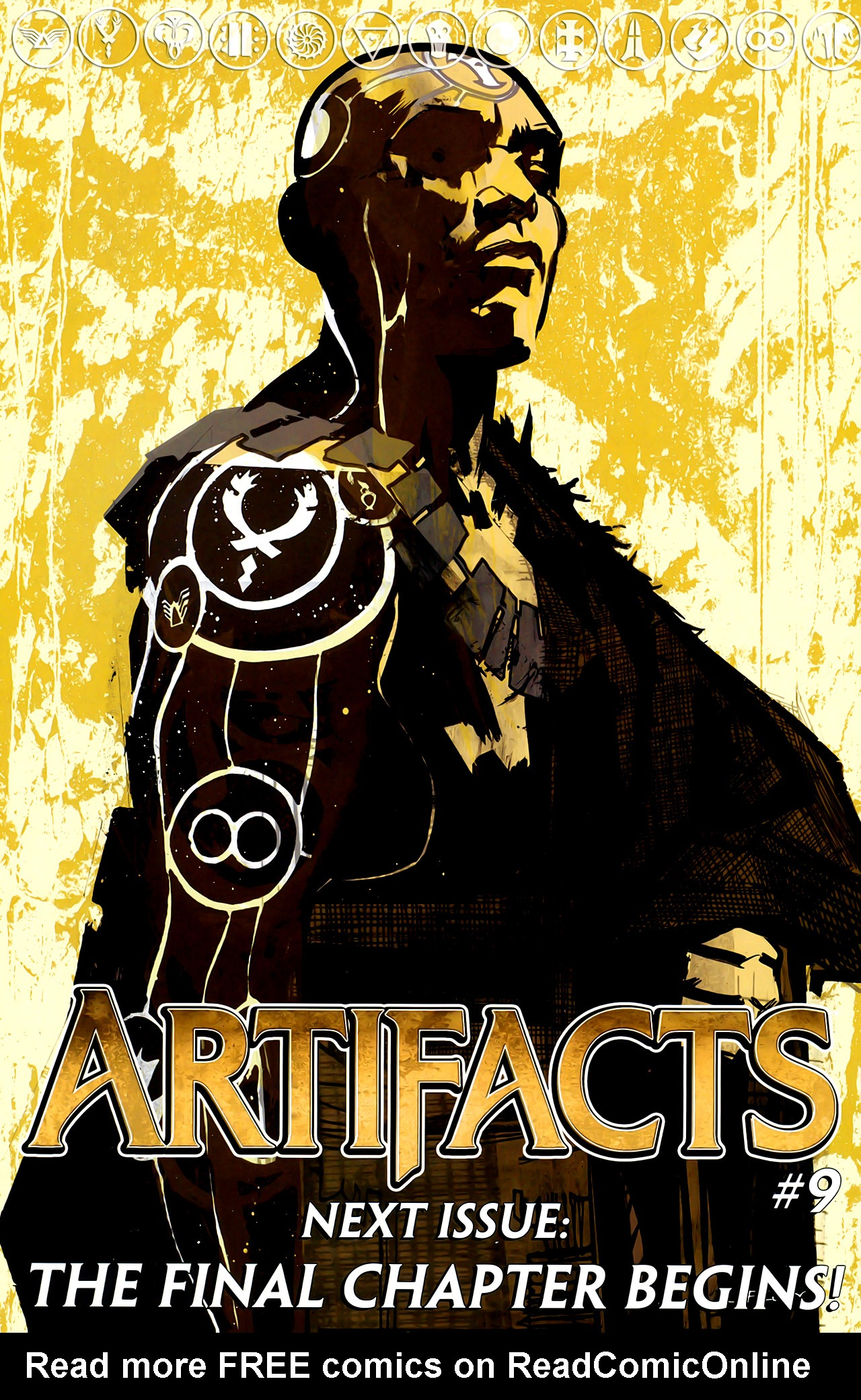 Read online Artifacts comic -  Issue #8 - 23