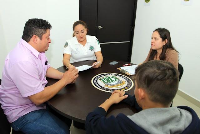 Localizan a joven extraviado al oriente de Mérida
