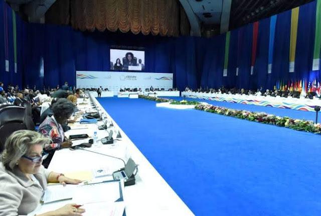 Ereván acoge la XVII cumbre Francofonía 2018