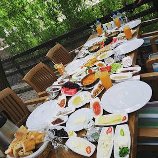 eskihan kahvalti et lokantasi hisarcik kayseri koy kahvaltisi