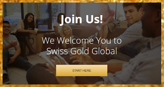 Swiss Gold Global Review: A Genuine Business Opportunity for Ordinary People...