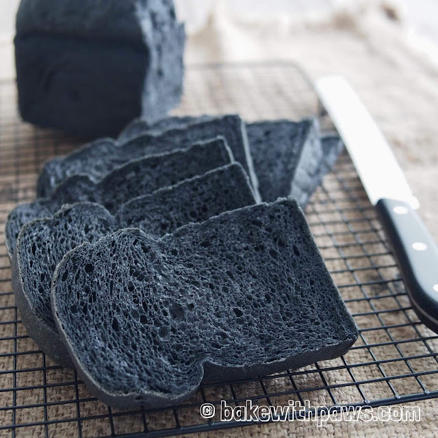 Charcoal Bread