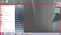hide taskbar in window 7
