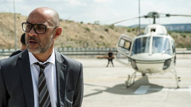 Sandoval (Ramiro Blas) en la 4ª Temporada de 'Vis a Vis'