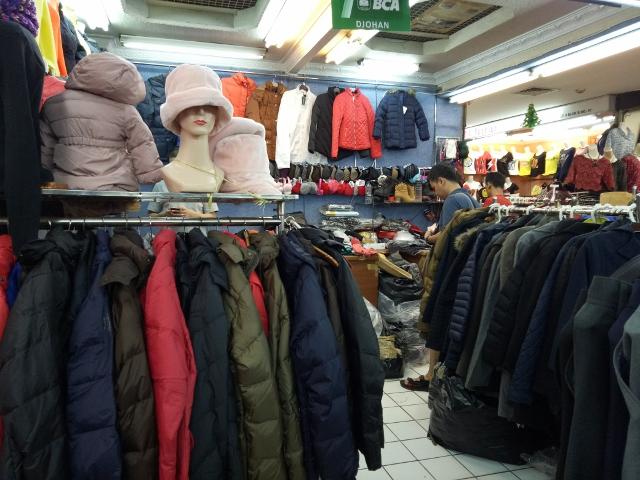 Berburu Pakaian Musim Dingin Winter Clothes