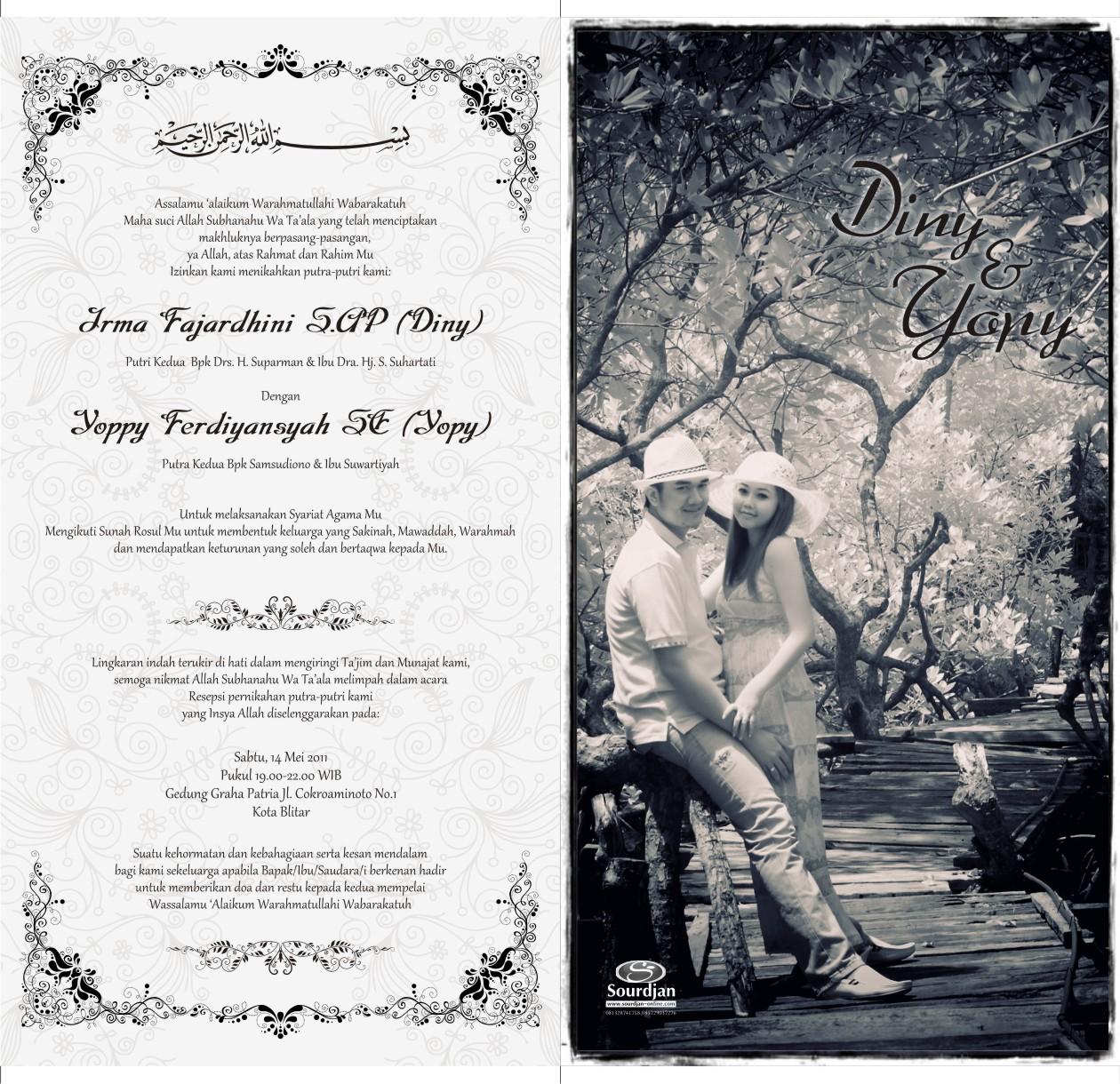 Undangan Pernikahan B Sunda