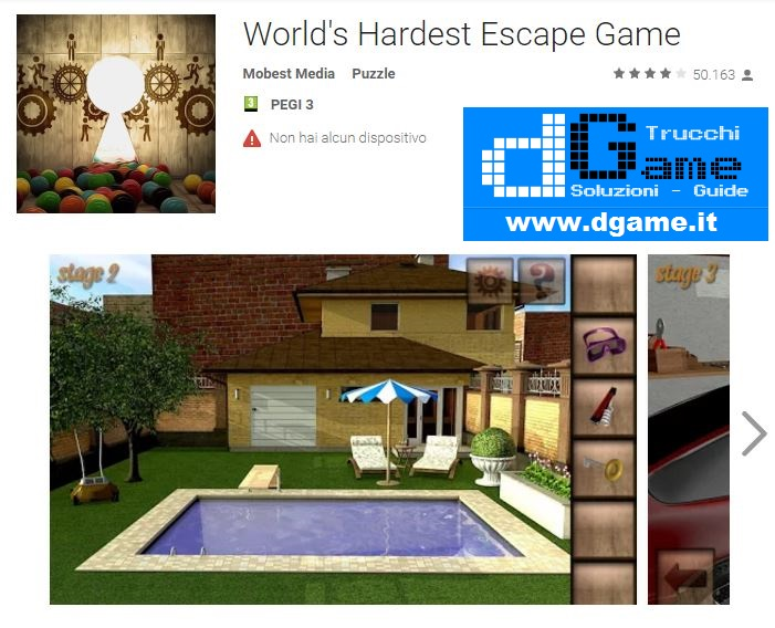Soluzioni World's Hardest Escape Game di tutti i livelli | Walkthrough guide