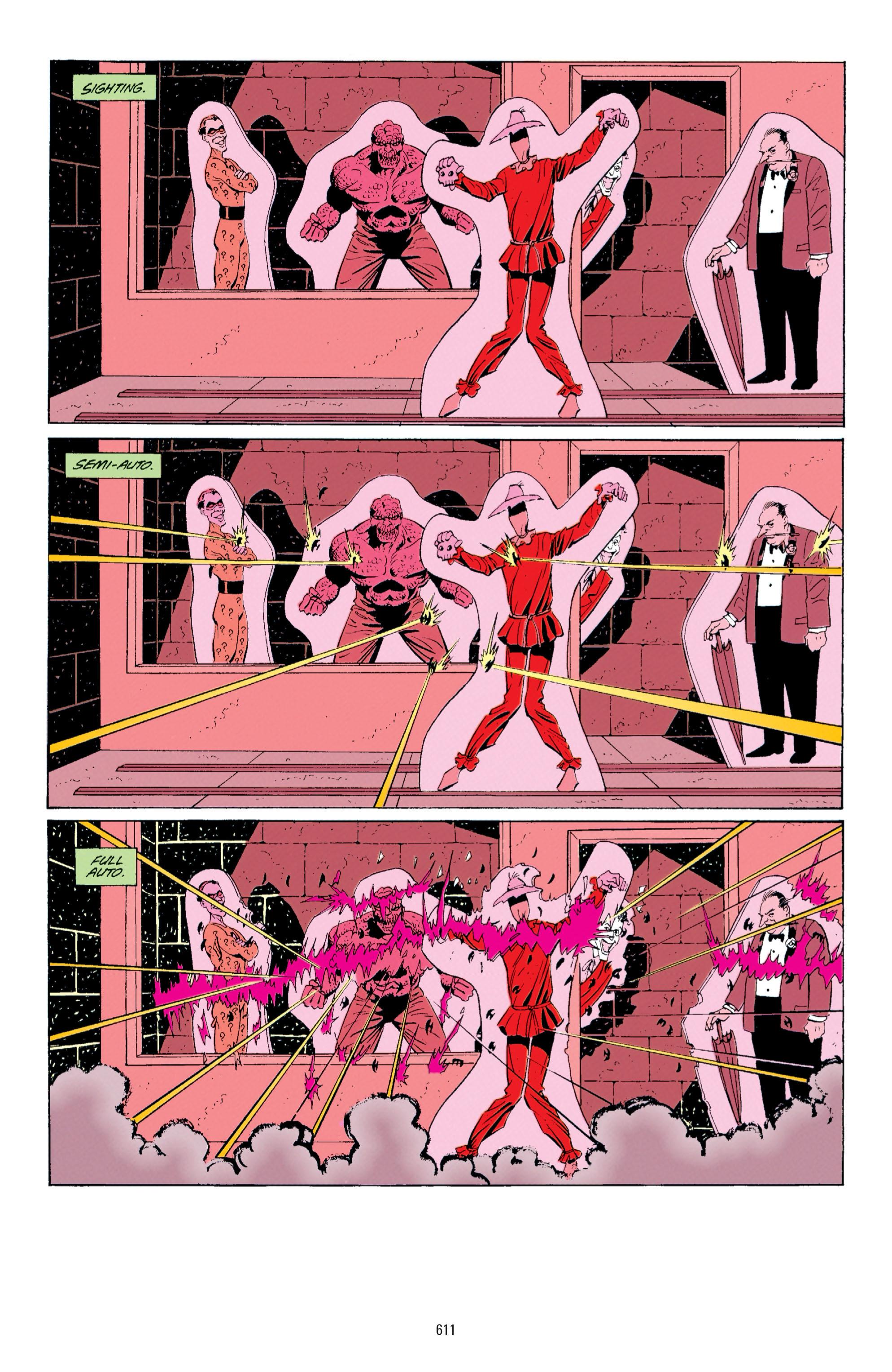 Detective Comics (1937) 675 Page 1