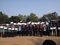 Momen Hari Kemerdekaan RI Ke-73, Unila Berikan Penghargaan Kepada 100 Lebih Mahasiswa Berprestasi