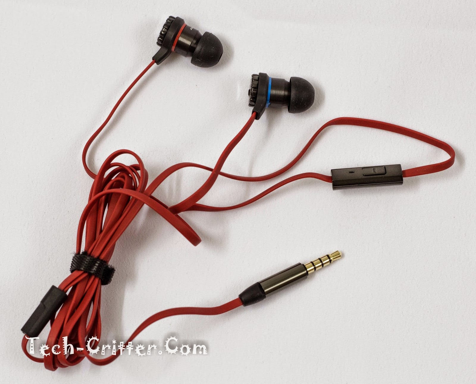 Unboxing & Review: CM Storm Resonar Gaming Earphone 34