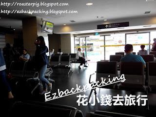 台中機場機場巴士站