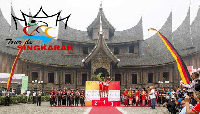 Tour De Singkarak 2017
