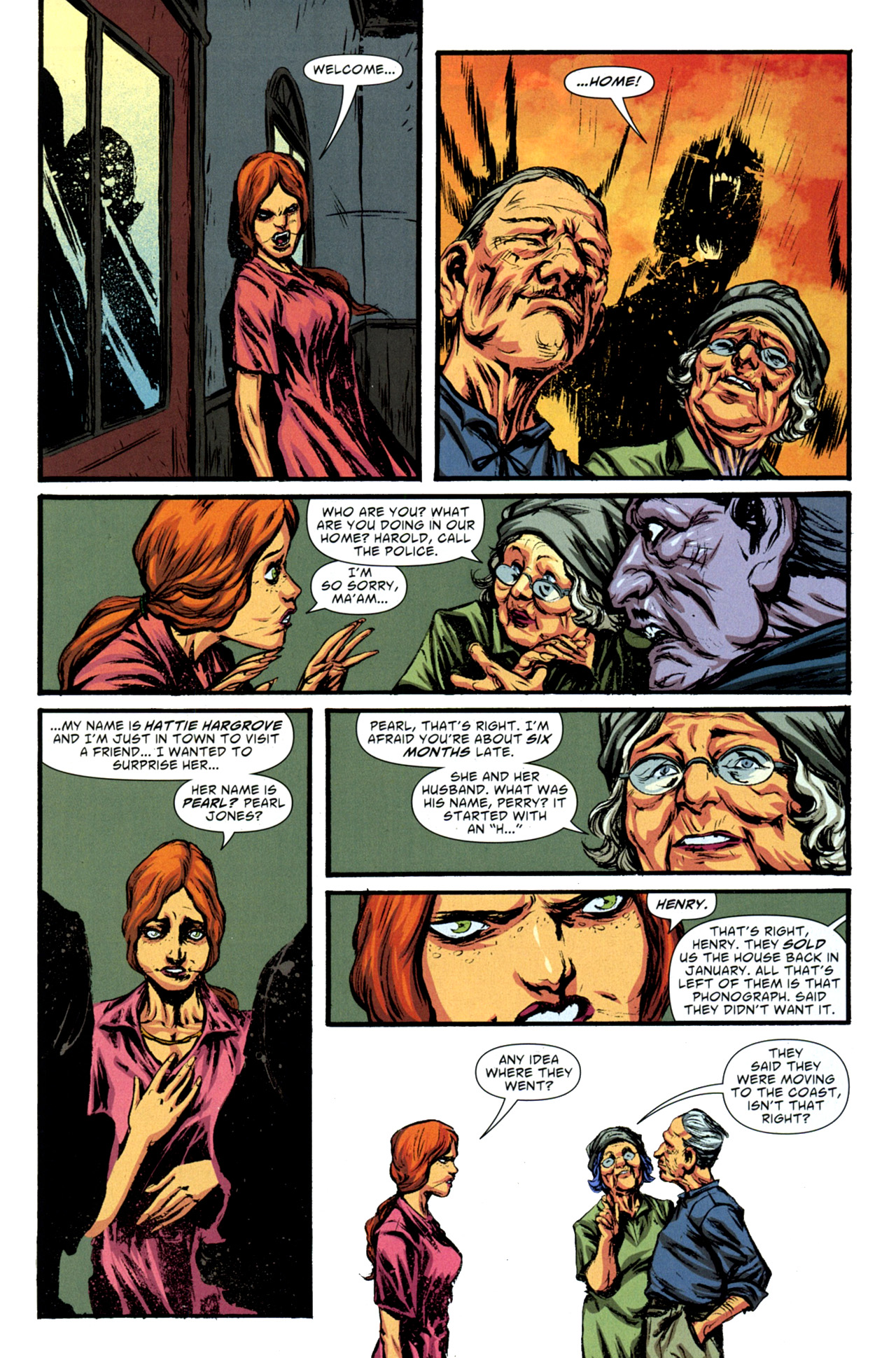 American Vampire issue 11 - Page 22