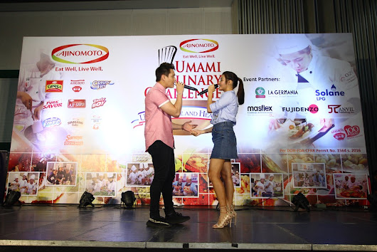 LUZVIMIN Schools win at the 2017 Ajinomoto® Umami Culinary Challenge