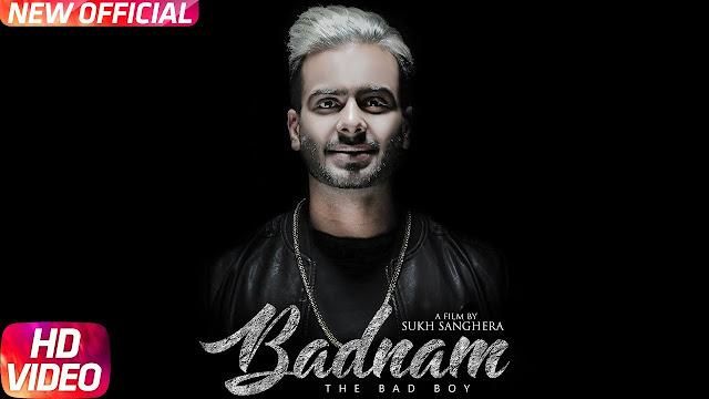 Badnam Song Lyrics | Mankirt Aulakh Feat Dj Flow | Sukh Sanghera | Singga | Speed Records