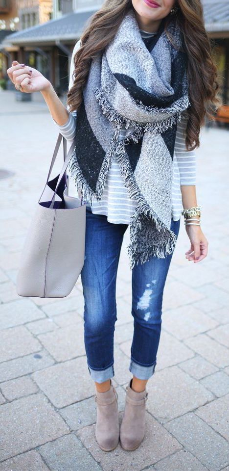 Beautiful Fall Outfit To Take Your Breath Away