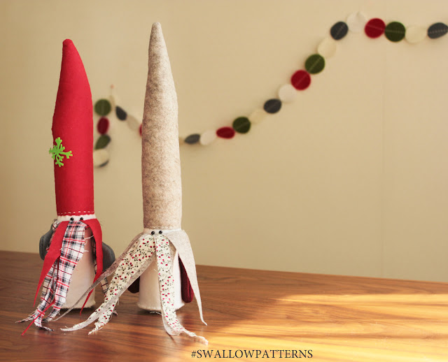 Gnome / Elf sewing pattern