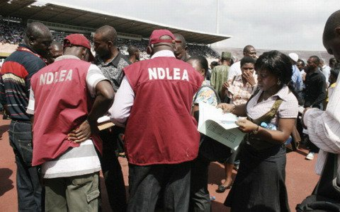 US donates Vehicles to NDLEA
