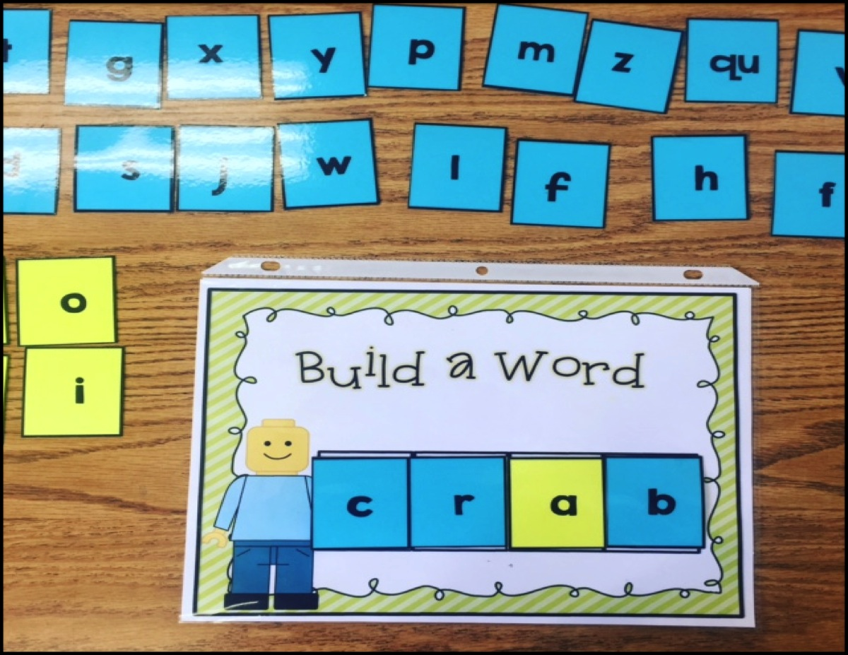 Sarah S First Grade Snippets Consonant Blends