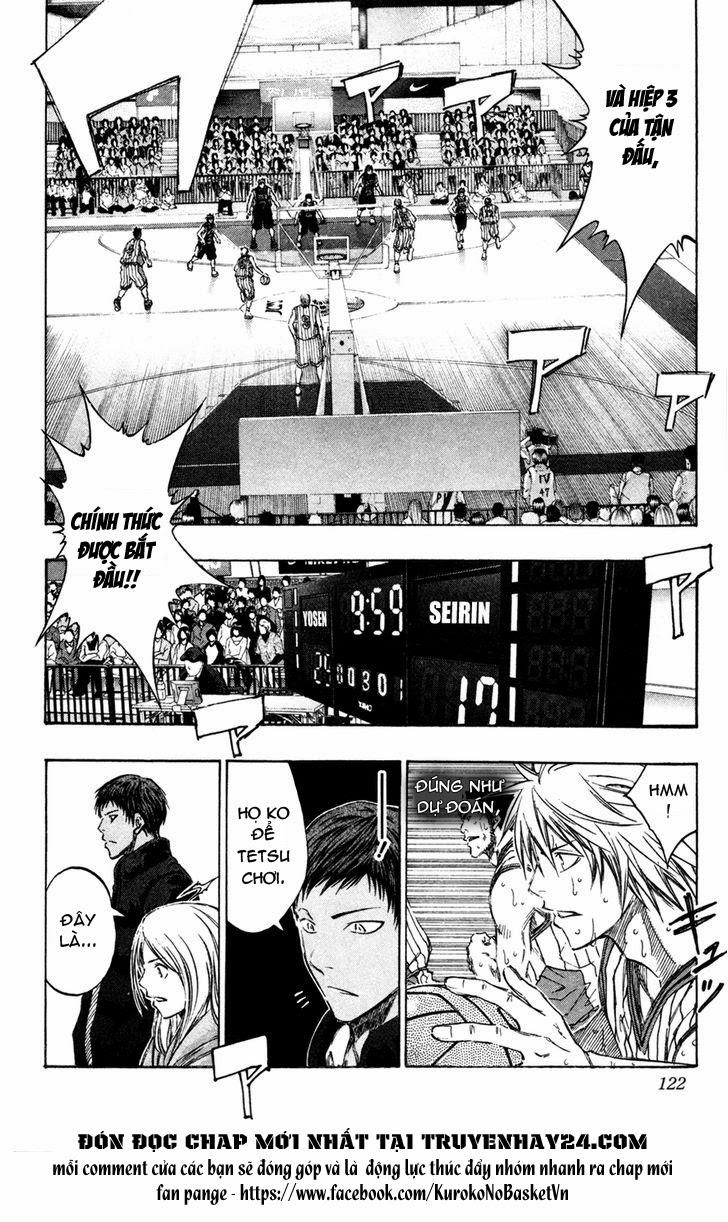 Kuroko No Basket chap 150 trang 16