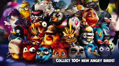 Angry Birds Evolution MOD APK Terbaru v1.8.2 (1 Hit Kill)