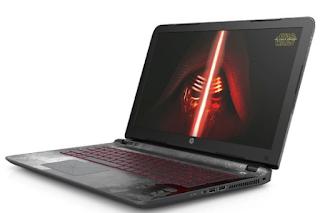 HP Star Wars 15-an050nr i5 Laptop