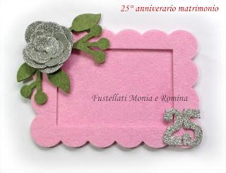 5337d57eb2fb BOMBONIERE e segnaposti per 25 e più ANNI DI MATRIMONIO ANNIVERSARIO ...