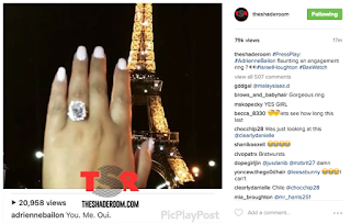 Adrienne Bailon Engaged To Boyfriend Israel Houghton