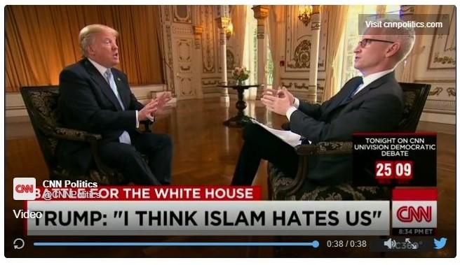 MUI Tanggapi Pidato Trump di KTT