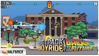 Jetpack Joyride Mod Unlimited Money v.1.10.7 Apk Update Terbaru