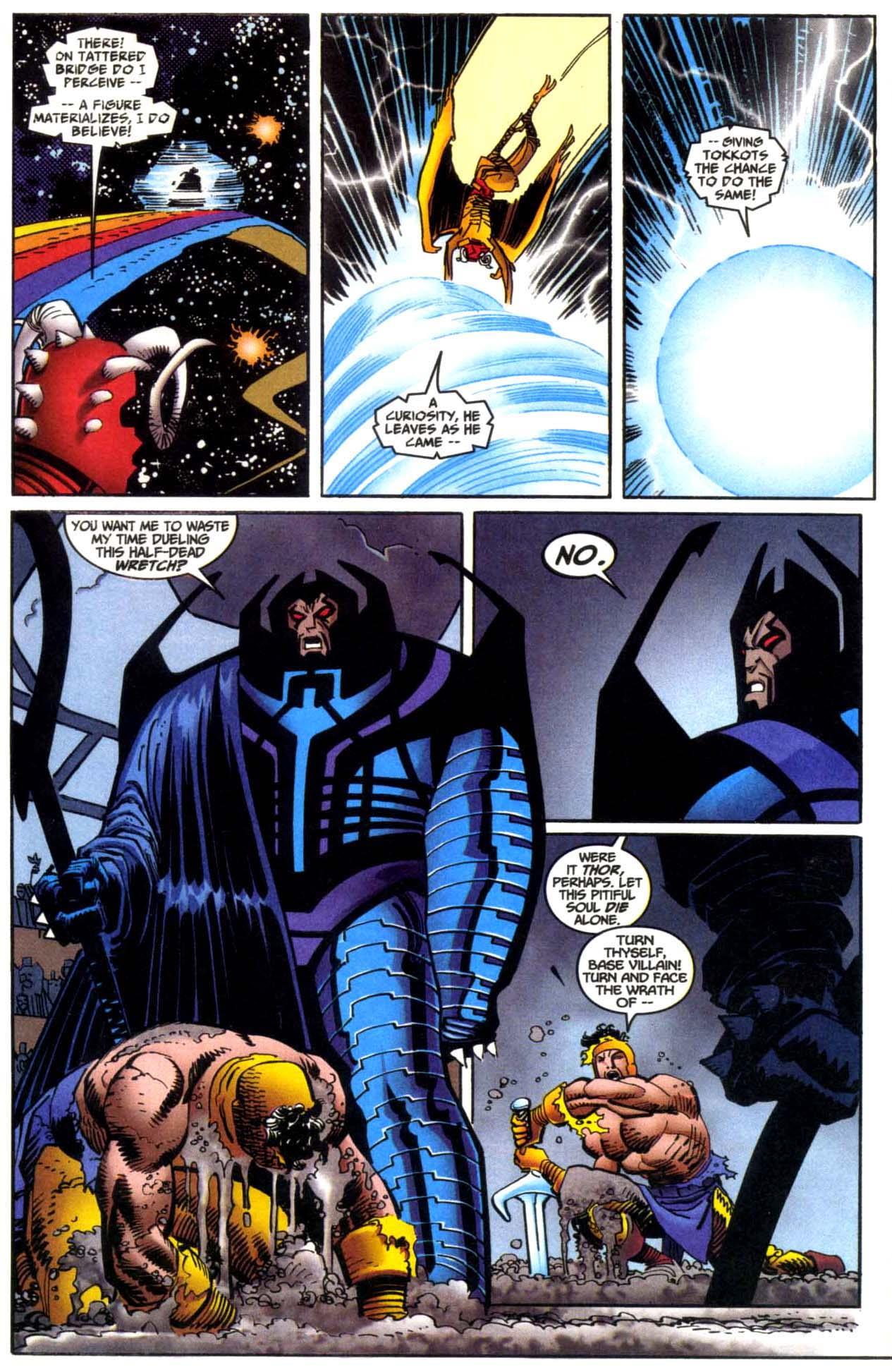 Thor (1998) Issue #8 #9 - English 8